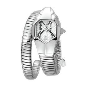 Just CavalliJC DNA Quartz Silver Dial Ladies Watch