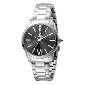 Just CavalliRelaxed Black Dial Ladies Watch