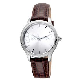 Just CavalliFashion Silver ToneDial Ladies Watch