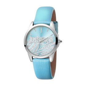 Just CavalliFirma Quartz Blue Dial Ladies Watch