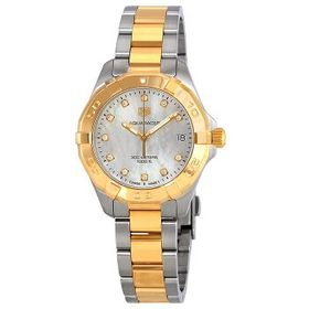 Tag HeuerAquaracer Diamond Ladies Watch