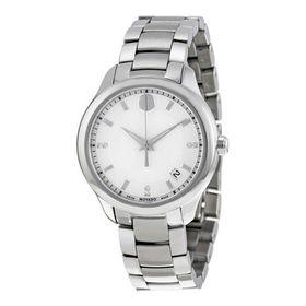 MovadoBellina White Mother of Pearl Dial Ladies Wa
