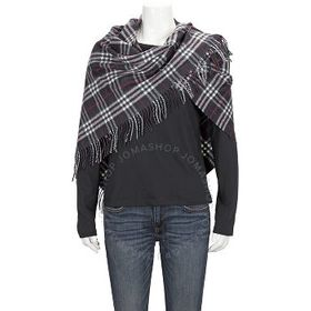 BurberryBurberry Bandana in Check Cashmere