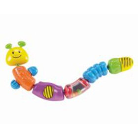 Fisher-Price Snap-Lock Caterpillar with 6 Activity