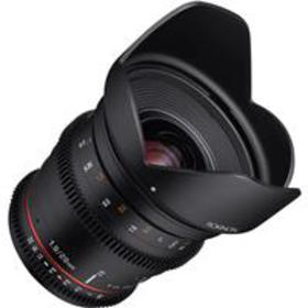 Rokinon 20mm T1.9 Ultra Wide Angle Cine DS Lens fo