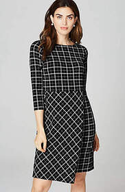Wearever Wrapped-Front Dress