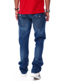 True Religion straight flap om jean