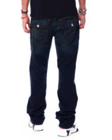 True Religion ricky flap jean