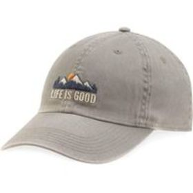 Men's Life Is Good® Mountains Chill Cap $14.01$20.