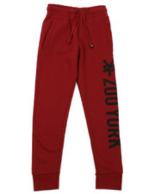 Zoo York fleece joggers w/ print (8-20)