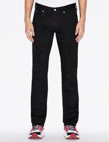 Armani SLIM-FIT FIVE-POCKET JEANS