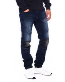 True Religion rocco moto no flap jean