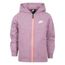 Girls 4-6x Nike Pleat-Back Hoodie
