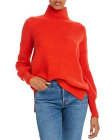 FRENCH CONNECTION - Flossy Orla Ribbed Turtleneck