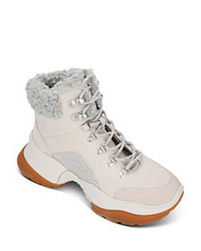 Kenneth Cole - Women's Maddox 2.0 High-Top Sneaker