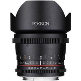 Rokinon 10mm T3.1 Cine DS Wide Angle Lens for Sony