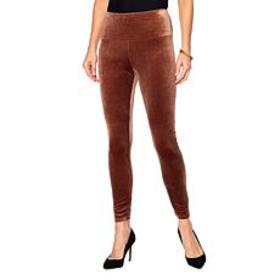 """As Is"" MarlaWynne Velvet Solution Legging"