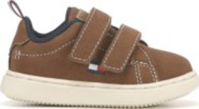 Tommy Hilfiger Kids' Iconic Court EX Sneaker Toddl