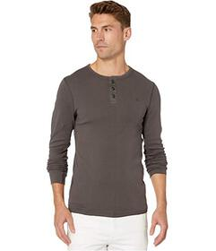 G-Star Korpaz Slim Granddad Cool Rib Long Sleeve T