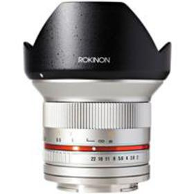 Rokinon 12mm F/2.0 Ultra Wide Angle Lens for Micro