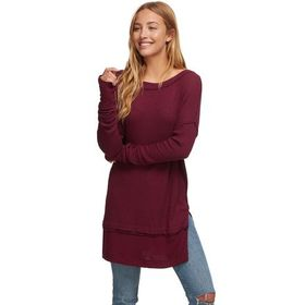 Free People North Shore Thermal Long-Sleeve - Wome