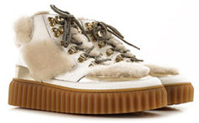 Voile Blanche Sneakers for Women