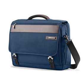 Samsonite Kombi Flapover Briefcase in the color Le