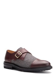 Vintage Foundry Colby Monk Strap Shoe