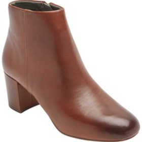 Rockport Total Motion Oaklee Plain Ankle Boot (Wom