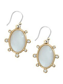 Lucky Brand Talisman Trends Goldtone & Mother-of-P