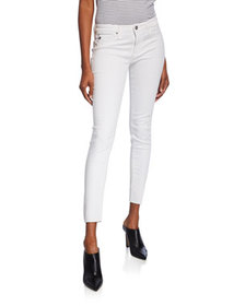 AG Adriano Goldschmied The Legging Ankle Cropped S