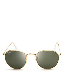 Ray-Ban - Unisex Icons Round Sunglasses, 50mm