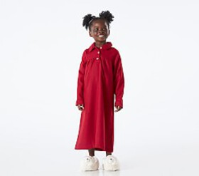 Pottery Barn Solid Red Nightgown