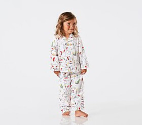 Pottery Barn Snoopy® Flannel Pajamas