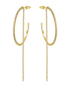 Swarovski - Fit Hoop Earrings