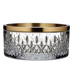 Waterford Crystal Lismore Reflection with Gold Ban