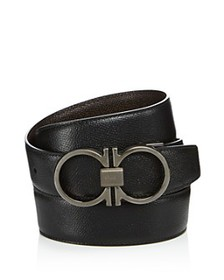 Salvatore Ferragamo - Men's Double Gancini Belt