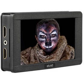 "Elvid 5"" RigVision HDR On-Camera Touchscreen Monit"