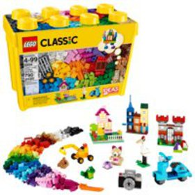 LEGO Classic Large Creative Brick Box 10698 Buildi