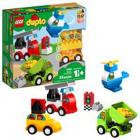 LEGO DUPLO My First My First Car Creations 10886