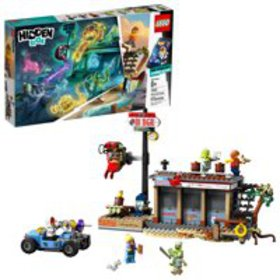 LEGO Hidden Side Shrimp Shack Attack 70422 AR Toy