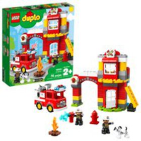 LEGO DUPLO Town Fire Station 10903 Firefighter Toy