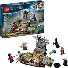 LEGO Harry Potter and The Goblet of Fire The Rise