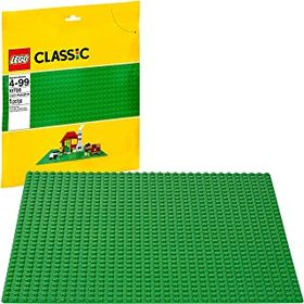 LEGO Classic Green Baseplate Supplement for Buildi