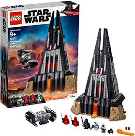 LEGO Star Wars Darth Vader's Castle 75251 Building