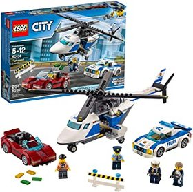 LEGO City Police High-Speed Chase 60138 Building T