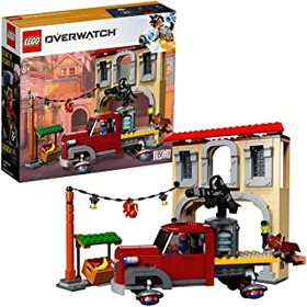 LEGO Overwatch Dorado Showdown 75972 Building Kit,