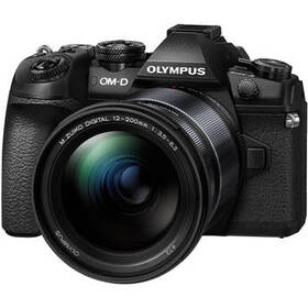 Olympus OM-D E-M1 Mark II Mirrorless Micro Four Th
