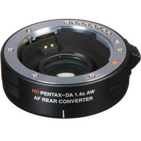 Pentax 1.4x HD PENTAX-DA AF Rear Converter AW for
