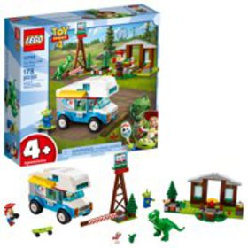 LEGO 4+ Toy Story 4 RV Vacation Building Set 10769